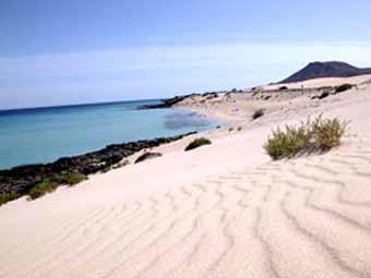Parque Natural y Dunas de Corralejo